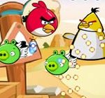 Angry Birds air fight
