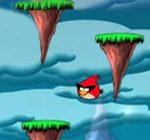 Angry birds flying higher